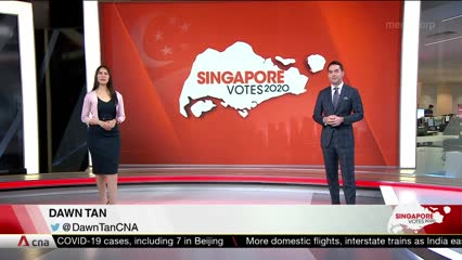 GE2020: Singapore General Election Nomination Day Special
