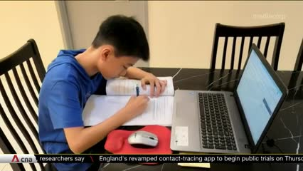 COVID-19: Malaysian students unable to travel to Singapore for school worry prolonged absence could affect studies | Video