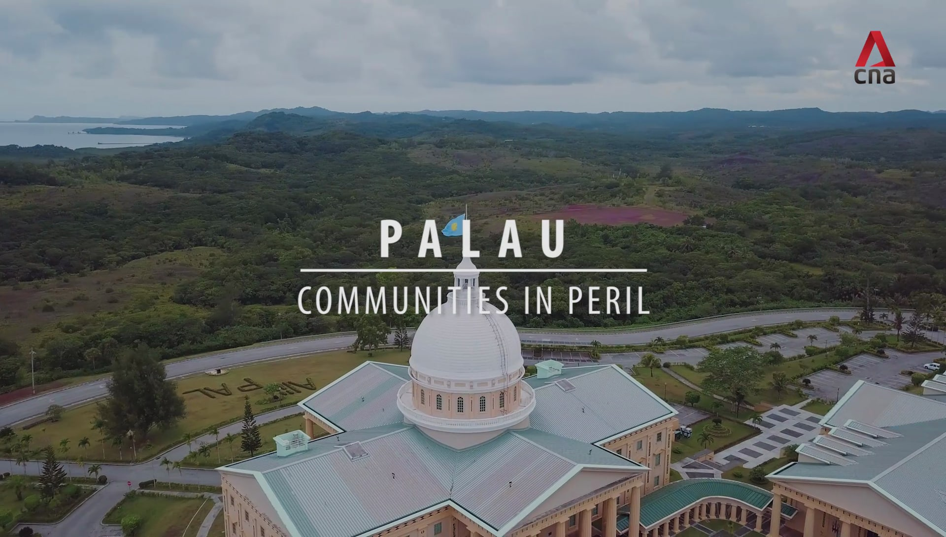 Palau: Communities in peril | Video