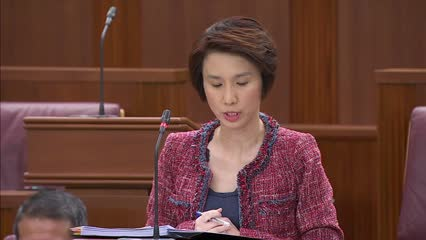 Low Yen Ling on age-friendly practices for older workers