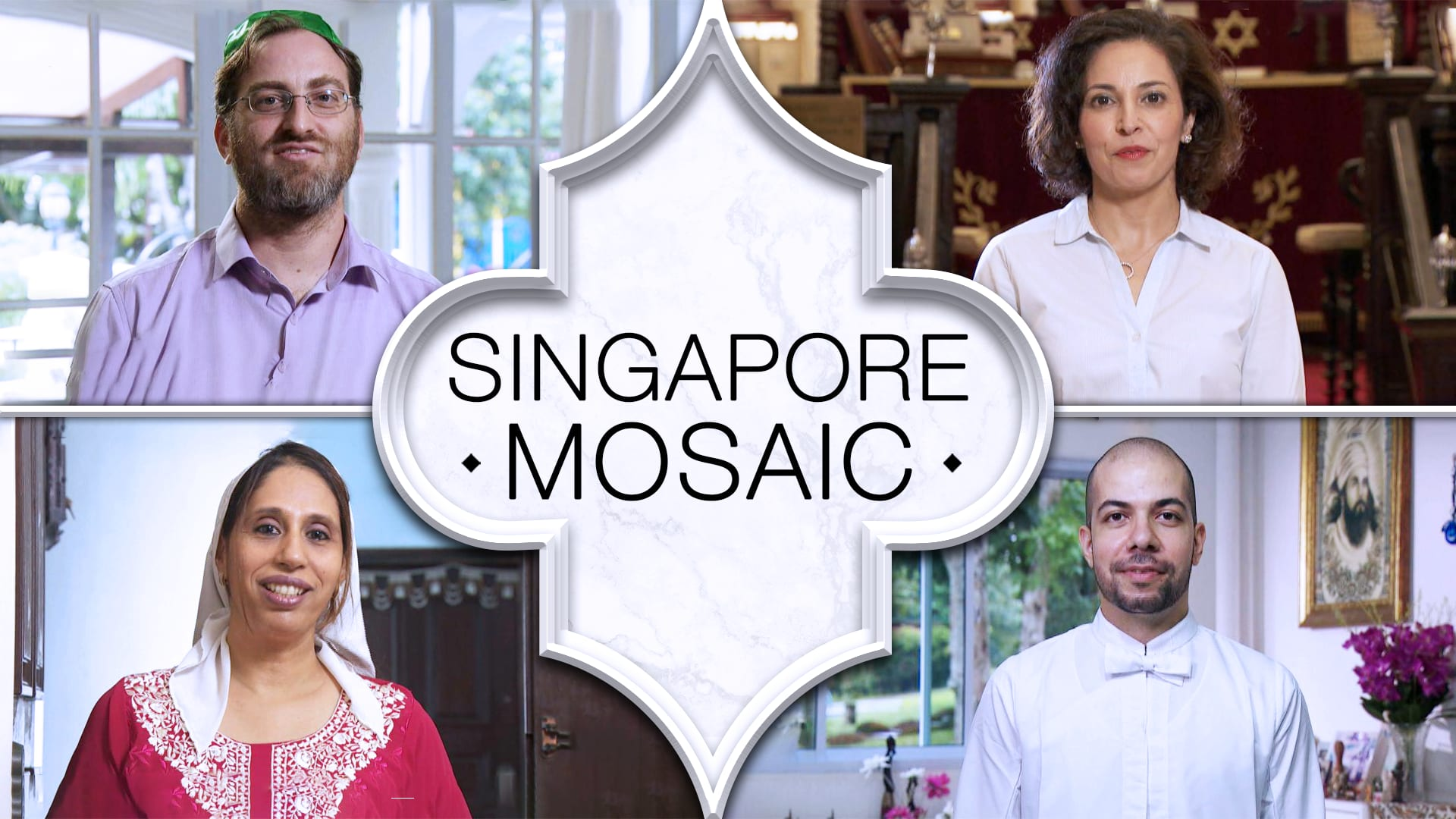 Singapore Mosaic Episode 1 Trailer