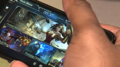 Chinese tech giant Tencent courts US gamers with Arena of Valor