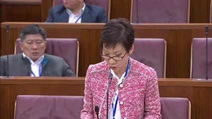 Grace Fu on Hindu Endowments (Amendment) Bill