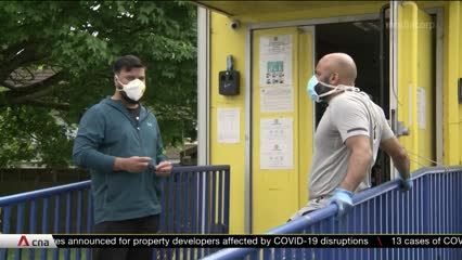 COVID-19: UK Muslims find new ways to stay in touch during Ramadan | Video
