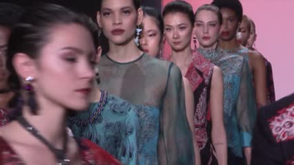 'Modest Fashion' makes its mark in NY Fashion Week   Video