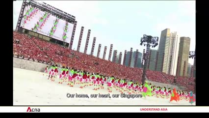 NDP 2019: Singapore's Bicentennial National Day Parade