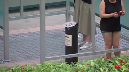 Orchard Road precinct becomes no-smoking zone | Video