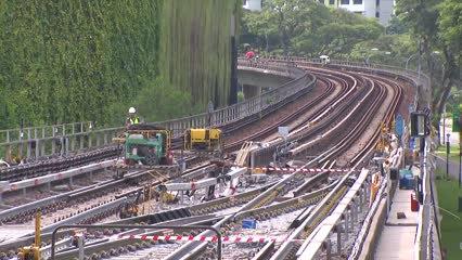 Canberra MRT station to open on Nov 2 | Video