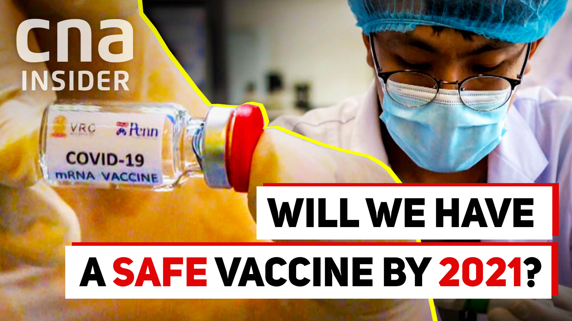 Is A Safe COVID-19 Vaccine By 2021 Really Possible?