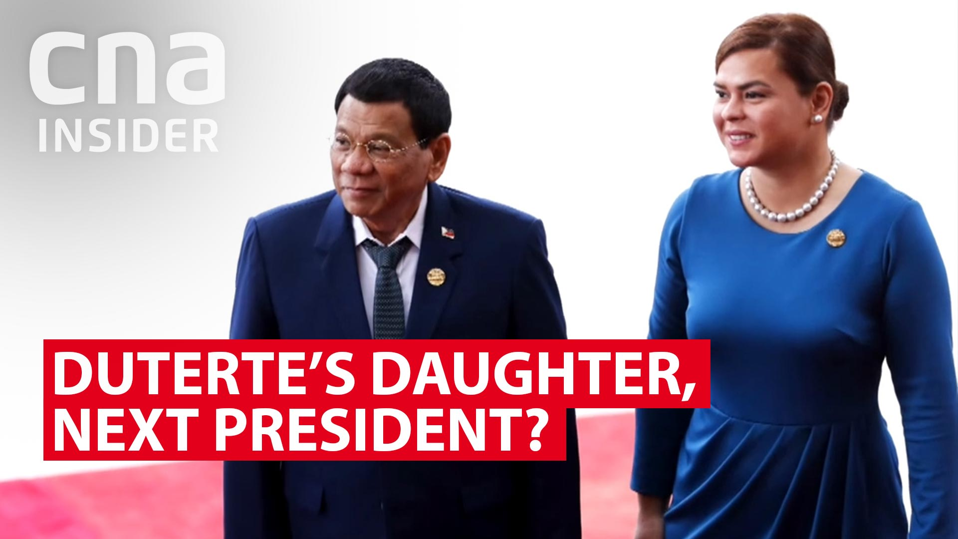 Duterte's Daughter, Next President?