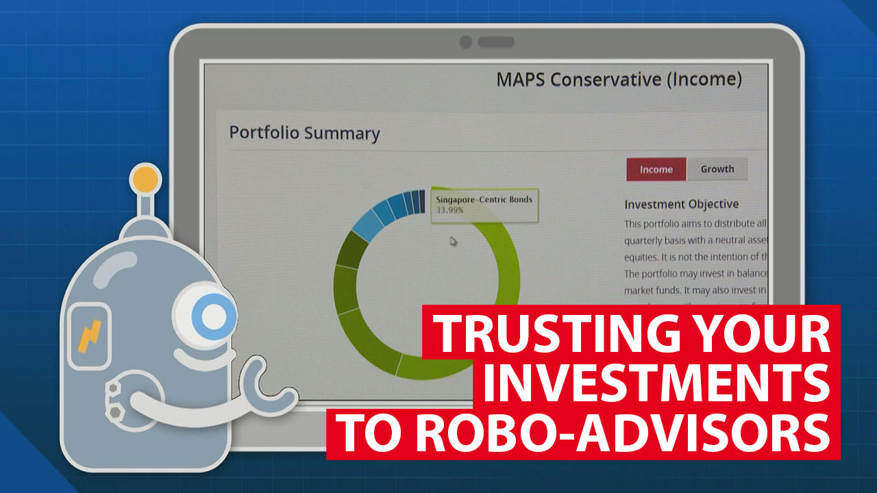 Trusting your investments to robo-advisors