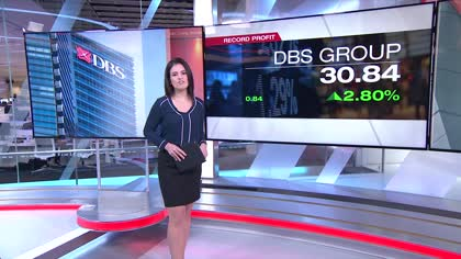 DBS Q1 net profit jumps 26% to record S$1.52b