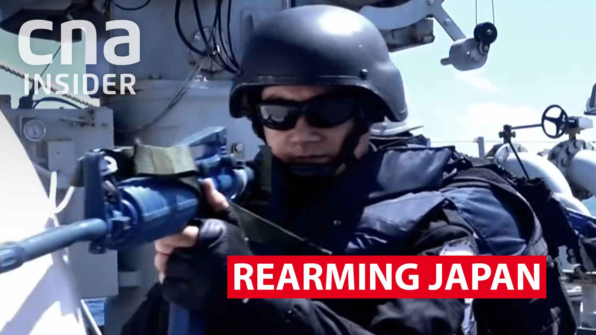 Is Japan rearming bad for Asia?