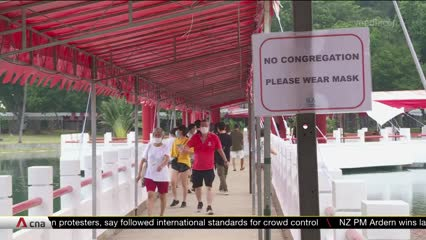 Fewer visitors to Kusu Island during pilgrimage season due to COVID-19 restrictions | Video