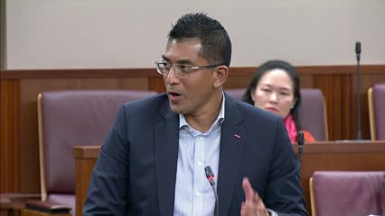 Darryl David on Protection from Online Falsehoods and Manipulation Bill