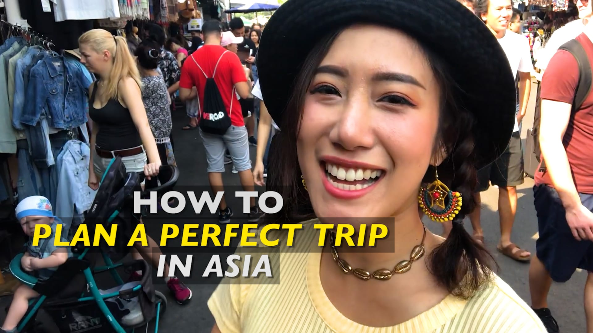 How to plan a perfect trip around Asia