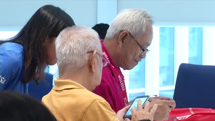 Employment rate of Singapore citizens up over last decade: MOM report   Video