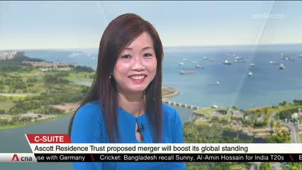 C-Suite Interview with Beh Siew Kim, CEO, Ascott Residence Trust Management Limited
