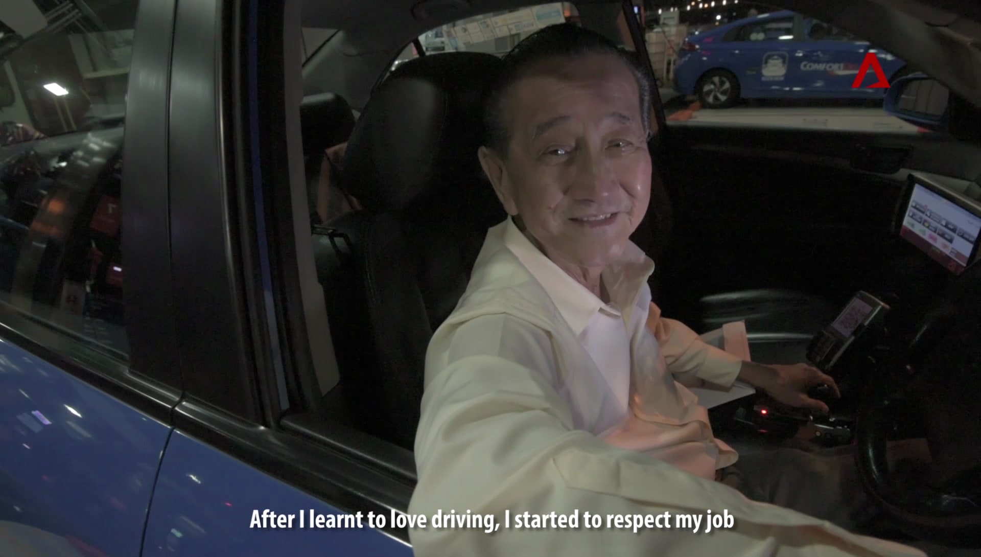 Last Day at Work: Taxi driver retires after 17 years