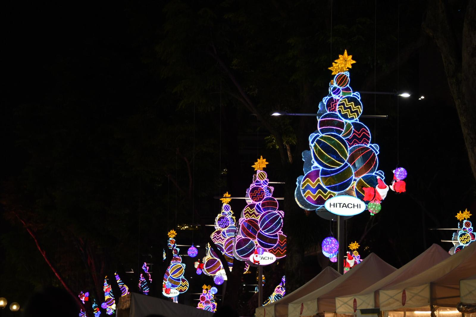Christmas on A Great Street 2019: Orchard Road officially light ups for the festive season