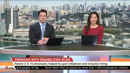 CNA+: Spotlight on Persons With Disabilities In Singapore