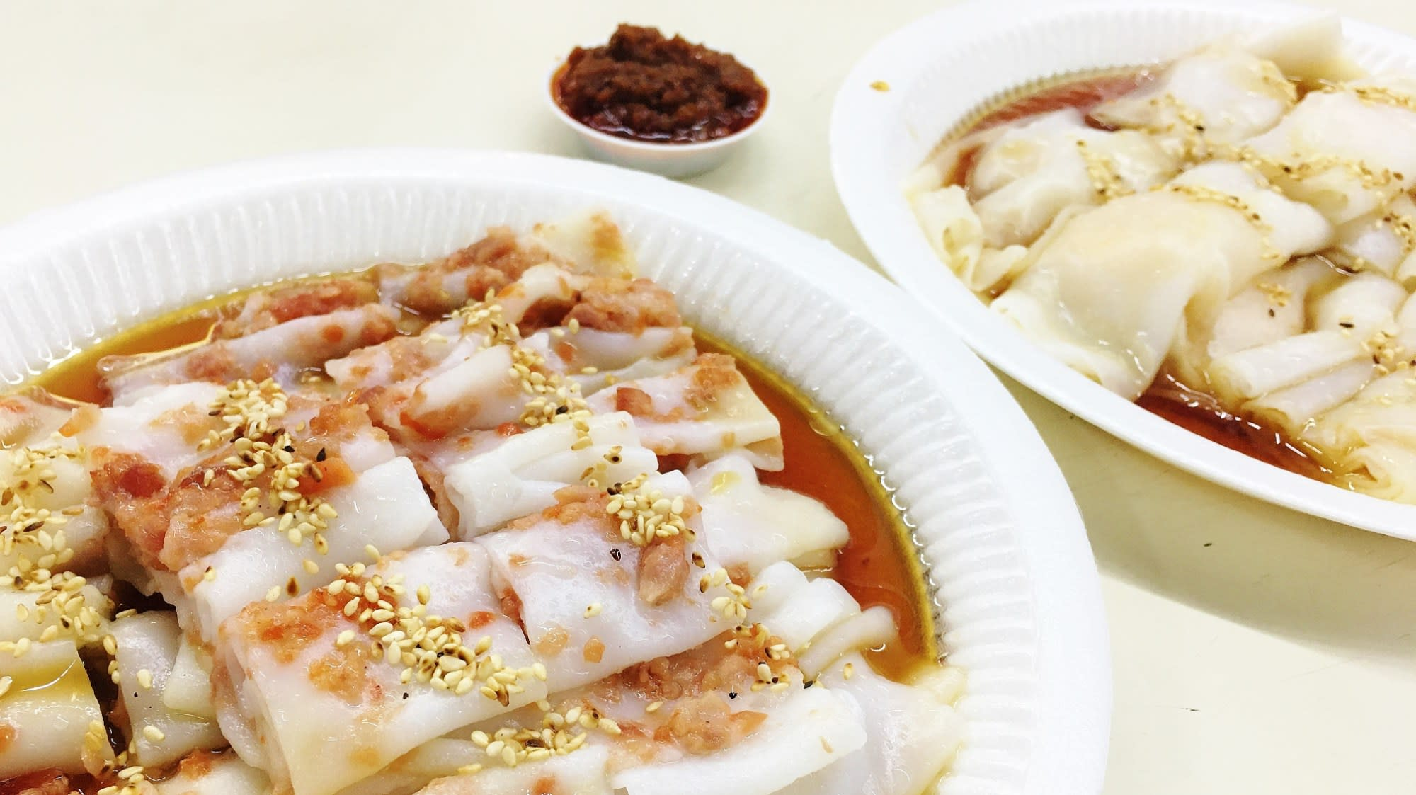 The perfect chee cheong fun at Pek Kio hawker centre | CNA Lifestyle