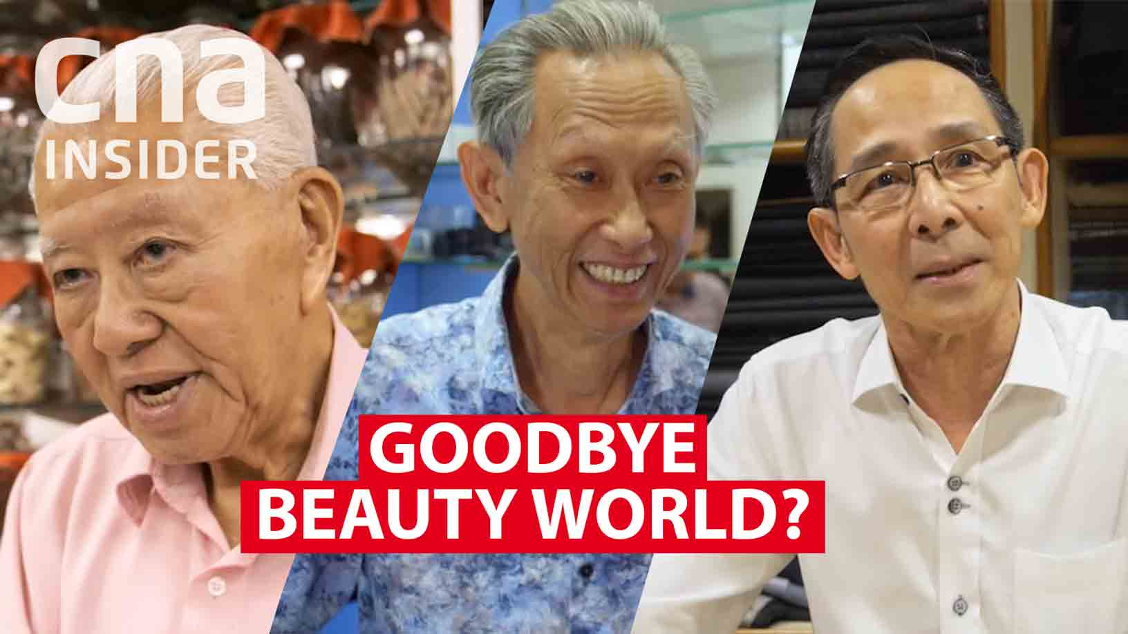 Shop owners saying goodbye to Beauty World?