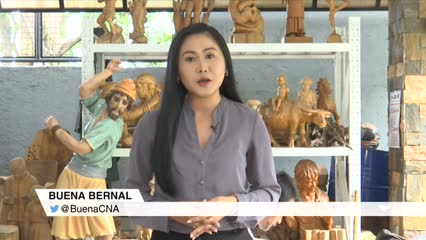 CNA+: Paete is the woodcarving capital of the Philippines