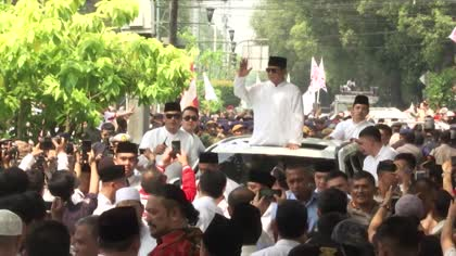 Movement calls for leadership change in Indonesia | Video