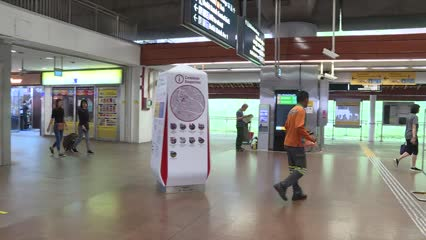 Renewal of North-South, East-West MRT lines to cost more than S$2.5 billion: Khaw Boon Wan | Video