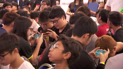 Gaming addiction among reasons behind excessive mobile device use: Cyber wellness centre   Video