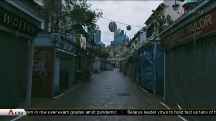 Singapore's climate goals overshadowed by COVID-19 | Video