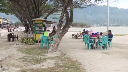 Indonesia election: Quake survivors in Palu hope polls will hasten rebuilding efforts | Video