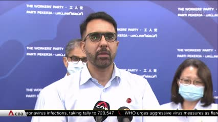 GE2020: WP chief Pritam Singh says he looks forward to serving as Leader of the Opposition | Video