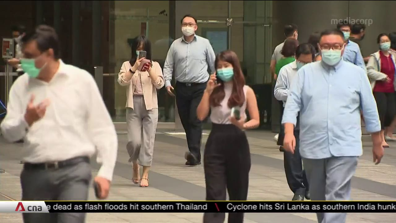 Non-PMETs hit harder by unemployment than PMETs during COVID-19 pandemic: Manpower Ministry | Video