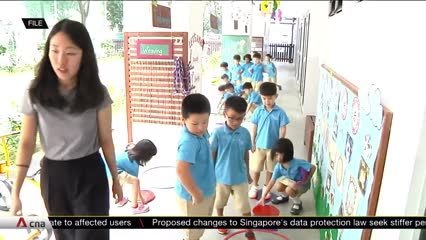All pre-school staff to be swabbed for COVID-19 before centres resume full services | Video