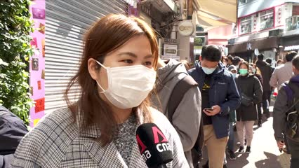 Wuhan virus: Hong Kong residents want government to step up preventive measures | Video