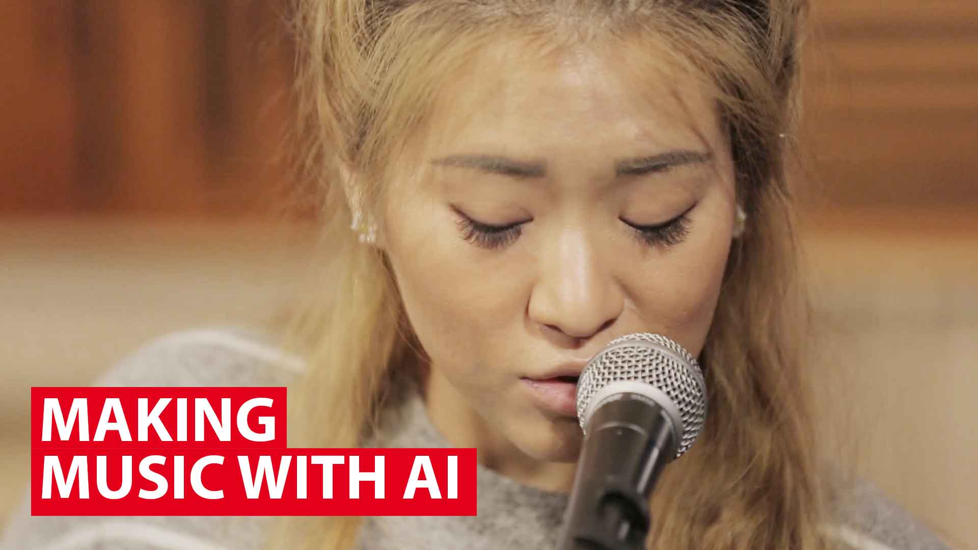 How Inch Chua makes music with AI