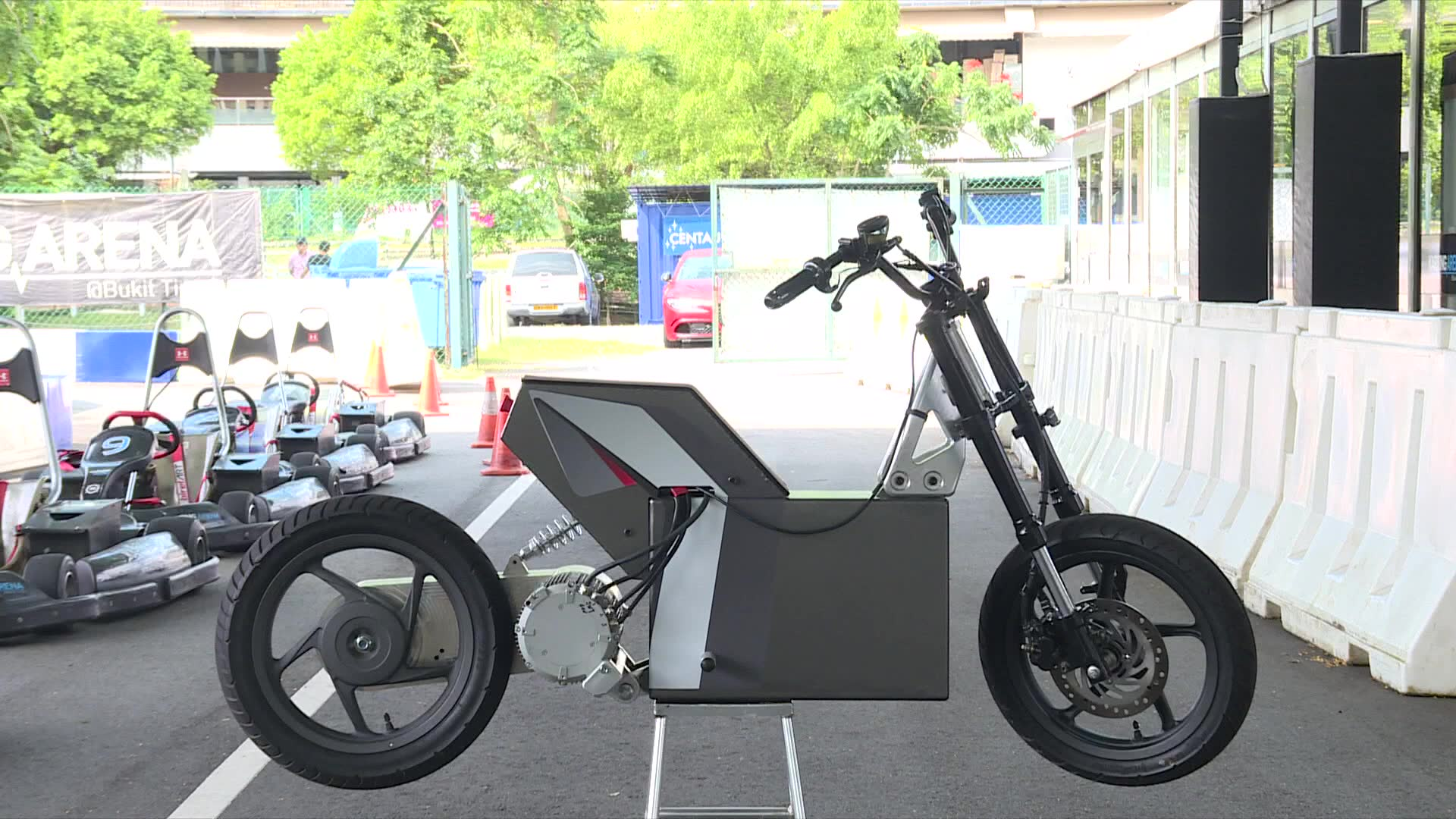 Electric motorcycles could hit roads by Q1 2020 | Video