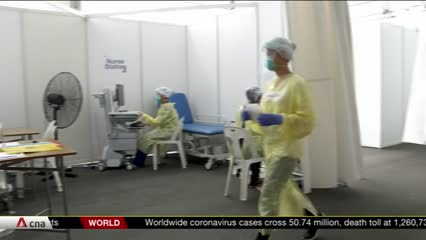 Singapore taking further steps to ensure smooth recovery from COVID-19 pandemic | Video