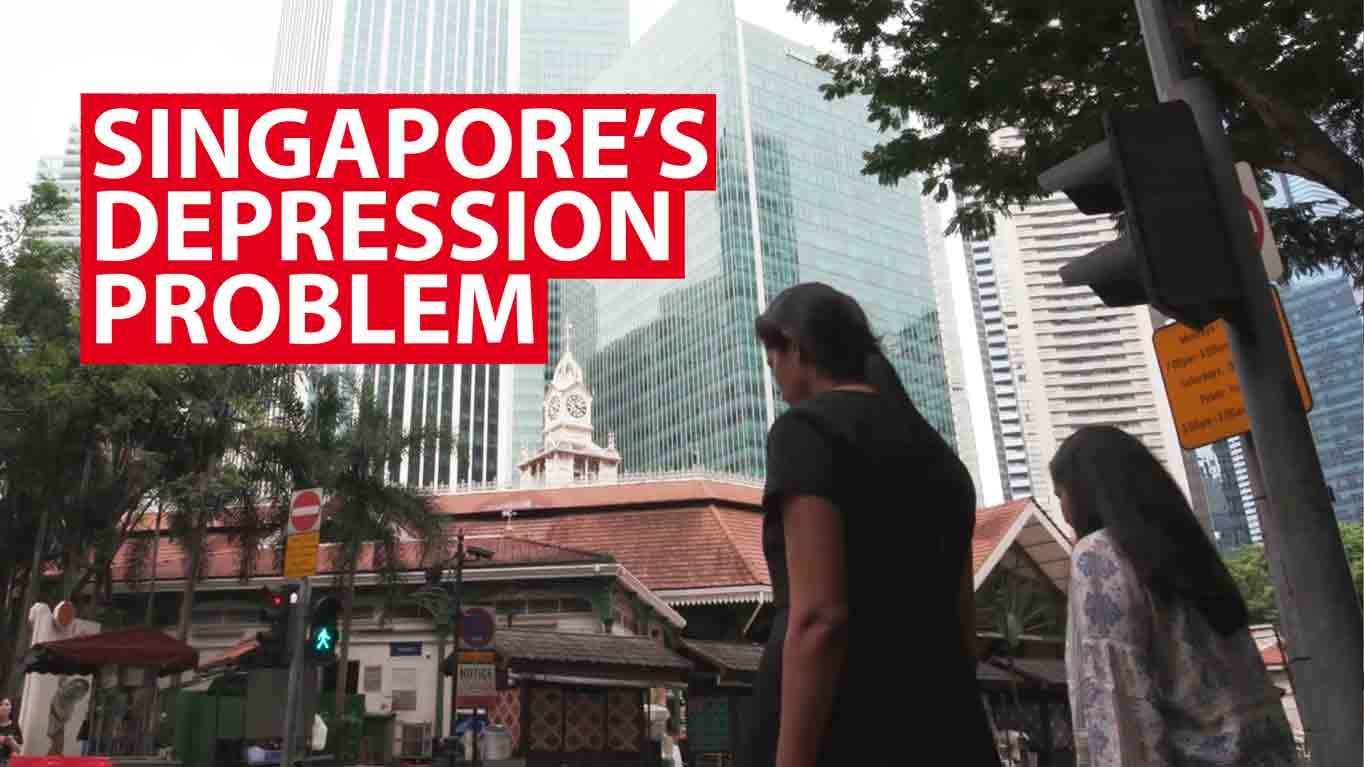 Singapore's depression problem:  Why It Matters