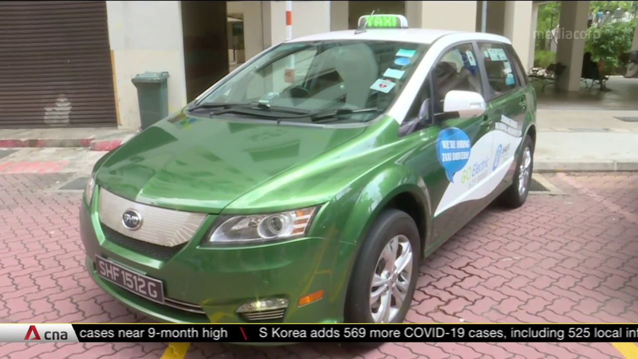 HDT Singapore to shut its taxi business due to COVID-19 | Video