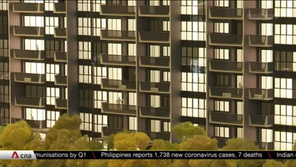 Singapore new private home sales plunge 51.7% in October after new curbs | Video