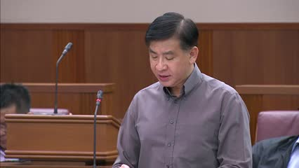 Budget 2020 Debate: Ang Wei Neng on SGX and green vehicles