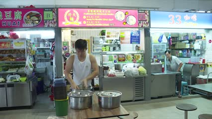 New training programme, enhanced incubation stall programme to support aspiring hawkers | Video