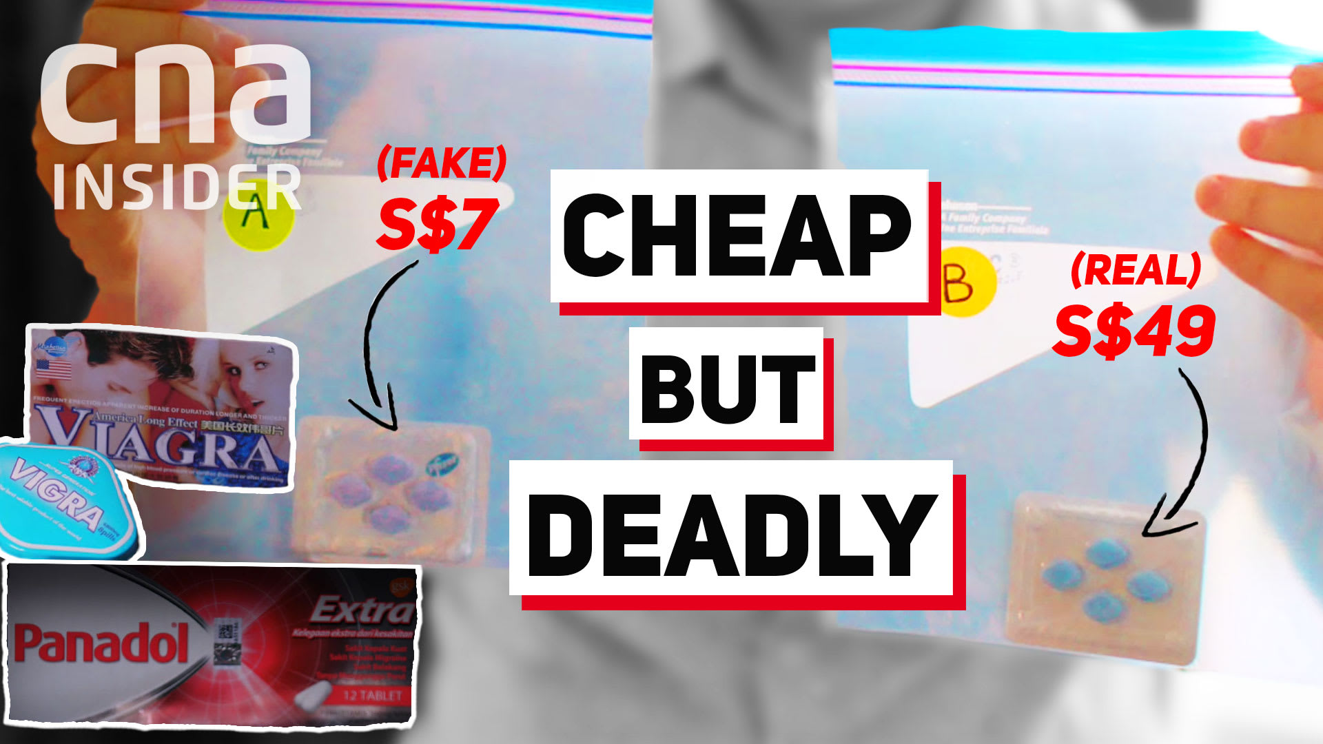 Fake medicine sold in Malaysia could kill you