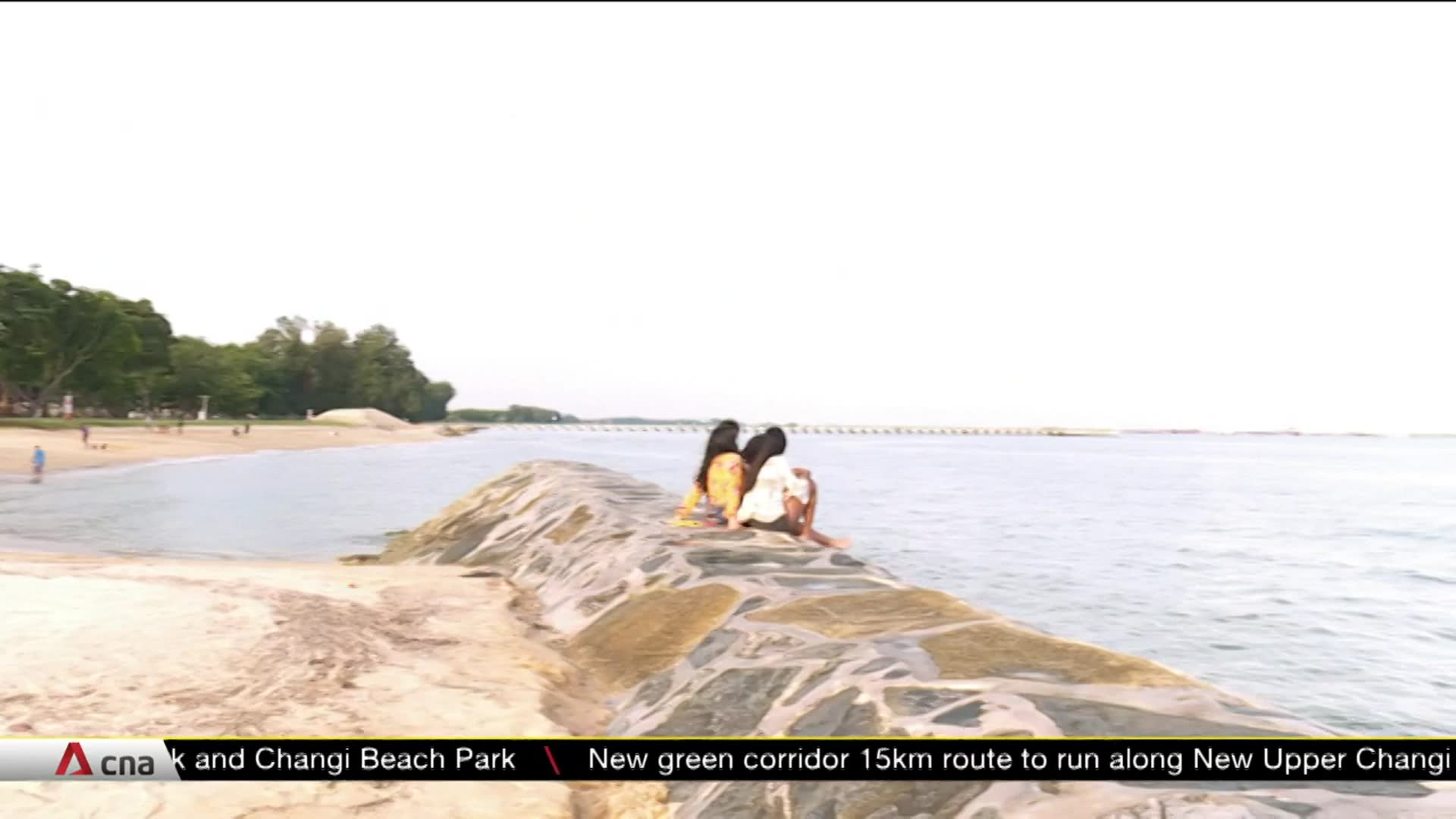 New central green corridor connecting East Coast Park and Changi Beach Park to be created: Heng Swee Keat | Video