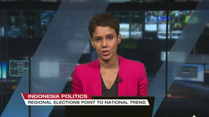 All eyes on Indonesia's West Java province on eve of local elections | Video