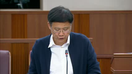 Gan Thiam Poh on Maintenance of Religious Harmony (Amendment) Bill