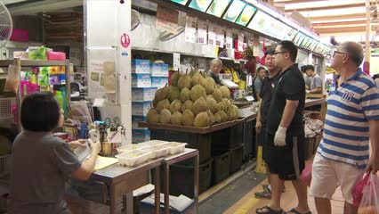 Ghim Moh durian sellers convicted of under-declaring income to evade tax   Video